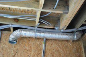 Вентиляция в доме из SIP-панелей