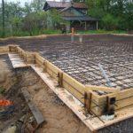 Виды фундаментов и их использование при строительстве