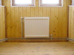 Завершающий этап монтажа радиаторов отопления