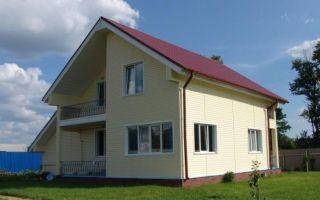Какой материал выбрать для наружного утепления каркасного дома?