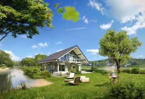 Каркасные дома и технология строительства, основные преимущества