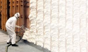 Можно ли утеплить дом с помощью монтажной пены